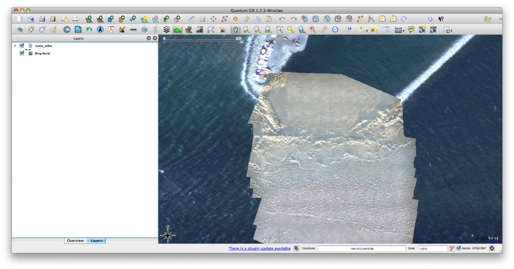 screenshot, qgis, gis, openlayers, plugin