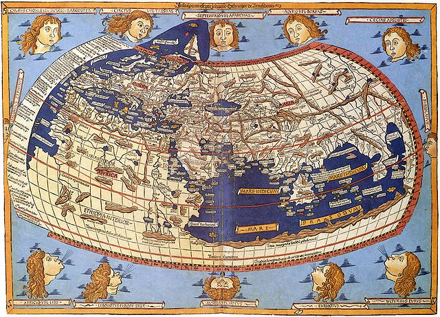 Digital Geography on
