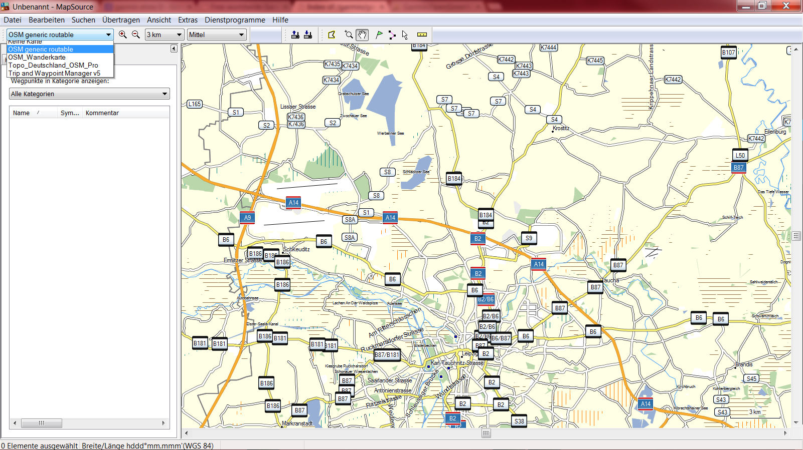 Digital geography in mapsource you have to choose your map in the drop down menu select tiles using the yellow polygon mapping function and click on blue arrow to the gps gumiabroncs Gallery