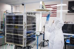 SkySat-1 (Credit: Skybox Imaging, Inc.)