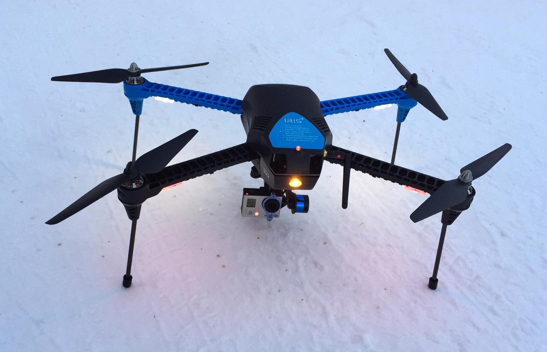 3DR IRIS+ Drone