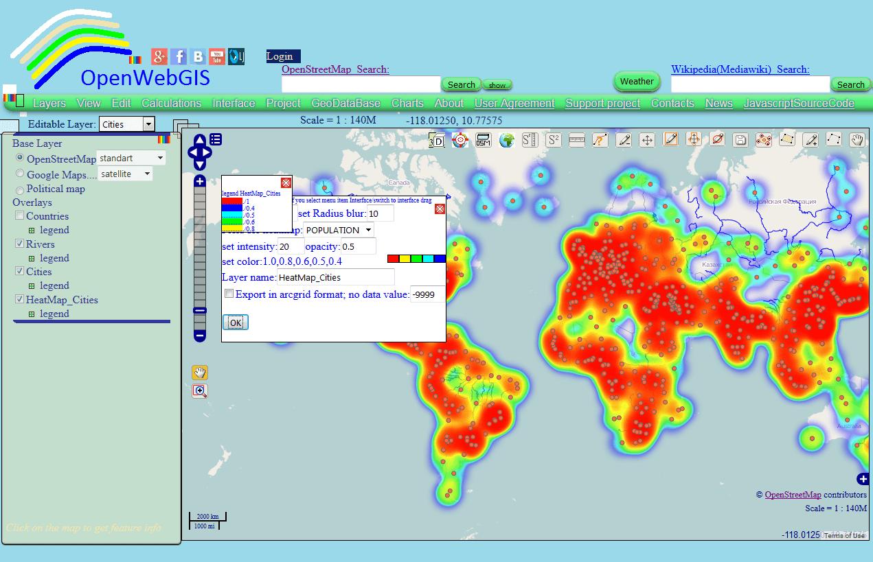 Open Heat Map Digital Geography Open Heat Map